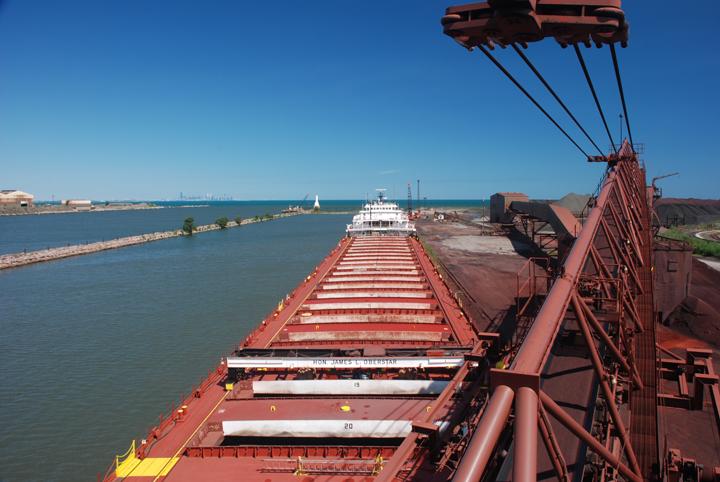 Indiana Harbor, Indiana, 2013
